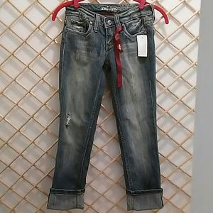Refuge size 0 junior jeans, new with tags